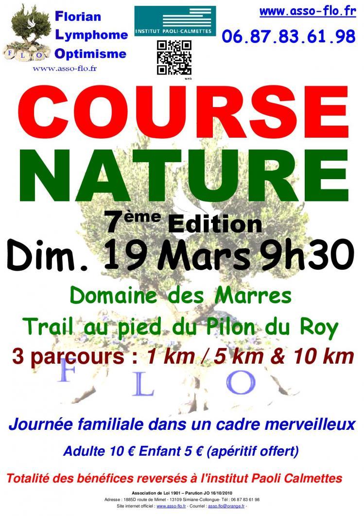 Course nature du 19 mars 2017